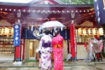 機物神社の七夕祭りは今年はコロナウイルスの影響で中止