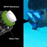 【技術】水中で呼吸ができる人工エラ「トリトン」発売 潜水時間45分 価格は33,800円(画像あり)
