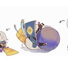 【FGO】莉で遊ぶミニ蘭陵王!! 蘭ちゃん可愛すぎるw