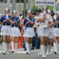 2018年横浜開港記念みなと祭国際仮装行列第66回ザよこはまパレード その69(横浜市消防音楽隊)