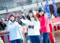チーム8参加「第50回志賀高原統一 初滑り・スキー場開き祭」写真・動画まとめ!スキーウェア姿が可愛すぎる
