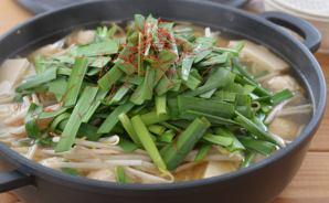 もやしたっぷり 鶏団子鍋のレシピ