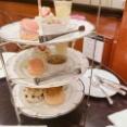 シーナリーの苺アフタヌーンティー/名古屋マリオットアソシアホテル