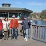 2010年1月23日 しながわ水族館と戸越銀座温泉と田町「清龍」 参加者8名のサムネイル