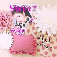 【雑誌付録】sweetのJILLSTUART 水玉トート&フリルポーチが人気♡7月後半まとめ