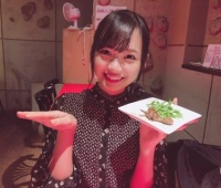 【欅坂46】ひよたんがひよこの唐揚げを食べました!!