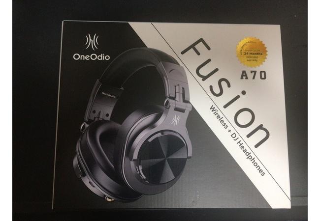 【管理人レビュー】OneOdio『FuSion A7』ヘッドホンを使ってみた感想