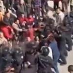 【動画】中国、広東省で火葬場建設反対で大規模抗議デモ発生!市民と警察が衝突! [海外]