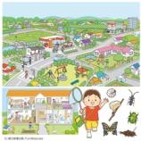 『【お仕事】親子で遊べる 昆虫知育ぶっく(朝日新聞出版)』の画像