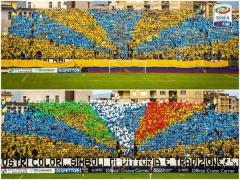 【画像】セリエAに昇格が決まったフロシノーネのスタジアムが凄い