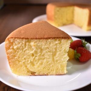 お鍋で作る♪極厚パンケーキ
