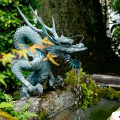 十津川の源泉かけ流し温泉15周年記念祭と熊野本宮