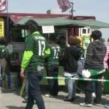 『【松本】5月24日「山雅ドライブスルーマルシェ」を開催!! アルウィンにてスタジアムグルメなどをテイクアウト!! 飲食店を支援』の画像