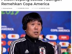 日本代表・森保監督はコパアメリカに香川・長友を召集しようとしていた模様!