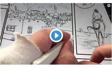 【衝撃】イラストソフトの「クイックライン」という機能が凄い!これなら素人でも少しは描けるようになる?ww