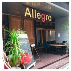 日本橋茅場町でオススメ☆コスパの良いイタリアンランチ「Allegro」