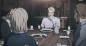 【進撃の巨人】第61話 感想 地獄の日々の記憶【The Final Season】