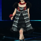 『【乃木坂46】生駒里奈 TGC『ANNA SUI』トリで初ランウェイを披露!!!』の画像