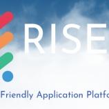 『私がRISEを選んだ理由-仮想通貨RISEに賭ける』の画像