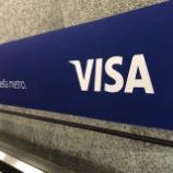 『【V】VISAは世界時価総額1位になる!好決算で史上最高値更新、個別株で保有すべき黄金銘柄。』の画像