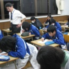『中学生 がんばる 春』の画像