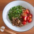 「にがくてあまい refrain」(小林ユミヲ)のスパイス素麺