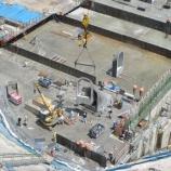 『ダム建設工事の納入状況を追加しました。』の画像