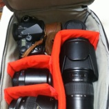 『ショルダーバックにもなるカメラ用インナーボックスの話』の画像