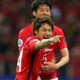 『[ACL] 浦和 2年連続決勝T進出決める!! 日本代表ハリル監督 強さに感服「ほとんどの選手が代表候補」』の画像