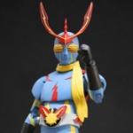 昭和特撮ヒーロー、長い触角の「イナズマン」がアクションフィギュアになって登場!