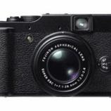 『Fuji X10 (X50) のリーク画像 その2』の画像