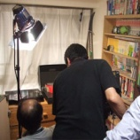 『海外向けNHK放送の取材を受けました』の画像