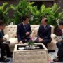 『日韓首脳対話 無断で撮影 韓国が周到に準備、不意打ち』の画像