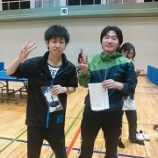 『第12回若林オープン卓球大会』の画像