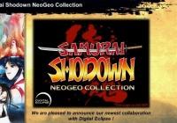 格ゲー『サムスピ』6作品を収録した『Samurai Shodown NEOGEO Collection』今秋発売決定!「サムライスピリッツ」には新キャラ「ダーリィダガー」が参戦!
