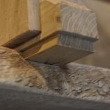 『楢のローテーブル』の画像