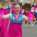 2016年横浜開港記念みなと祭国際仮装行列第64回ザよこはまパレード その88(神奈川朝鮮中高級学校)