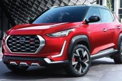 日産、新型SUV「マグナイト」を発表!【インド市場】