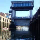 『東京運河カヤックツアー』の画像