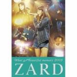 『DVD Review:ZARD「What a beautiful memory 2009」』の画像