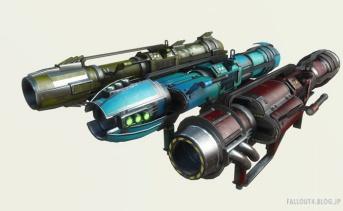 Projectile Rocket Launcher v4