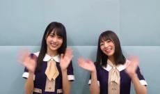 【乃木坂46】北野日奈子が4期生・賀喜遥香に初選抜の意気込みを聞いてみました!