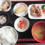 『2号館昼食( 鶏肉のマーマレード焼き )』の画像