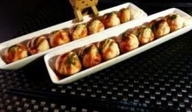 【料理】   日本の たこ焼き の作り方。   海外の反応