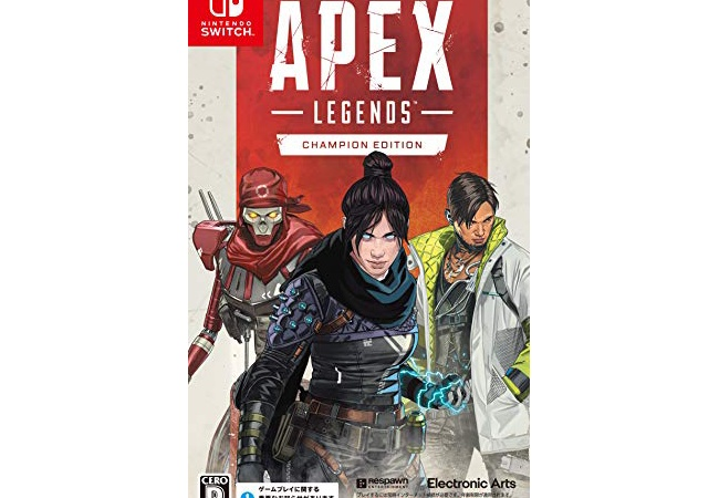 Switch版『Apex Legends』プレイには別売りのmicroSDカードが必要