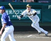 阪神近本光司、貴重な決勝のホーム 4戦連続マルチ逃すも価値ある出塁