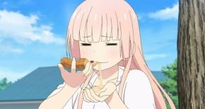 【ガーリー・エアフォース】第9話 感想 腹ぺこグリペンちゃんの高速エネルギーチャージ