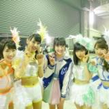 田島芽瑠、モーニング娘。のコンサートに行く