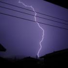 『Sony a6000とCyber-shotWX70で雷を撮りました』の画像