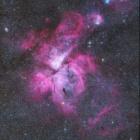 『イータカリーナ星雲』の画像